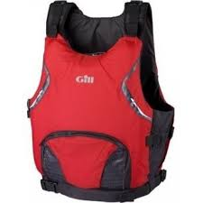 Gill Pro Racer Buoyancy Aid red