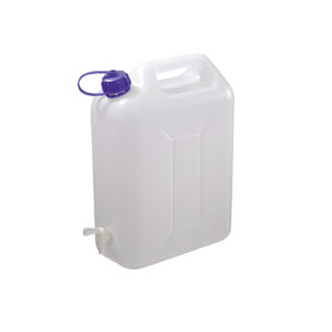Jerrycan water 10ltr.