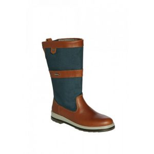 shamrock-boot-brown-leather-navy-cordura-dubarry-1_1_2